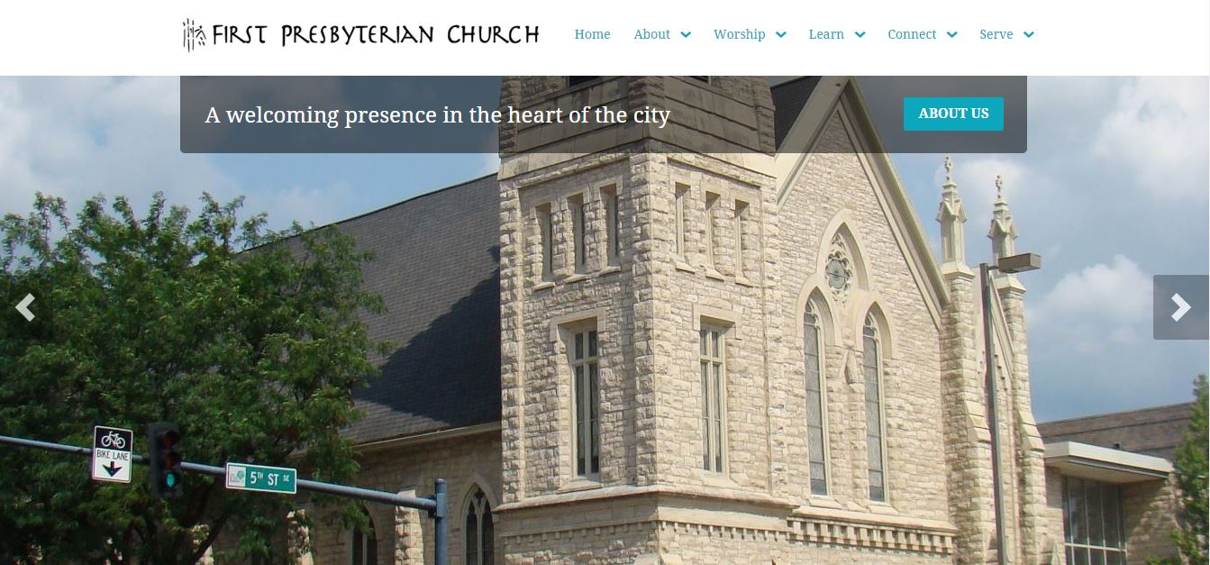 First Presbyterian Church - Cedar Rapids