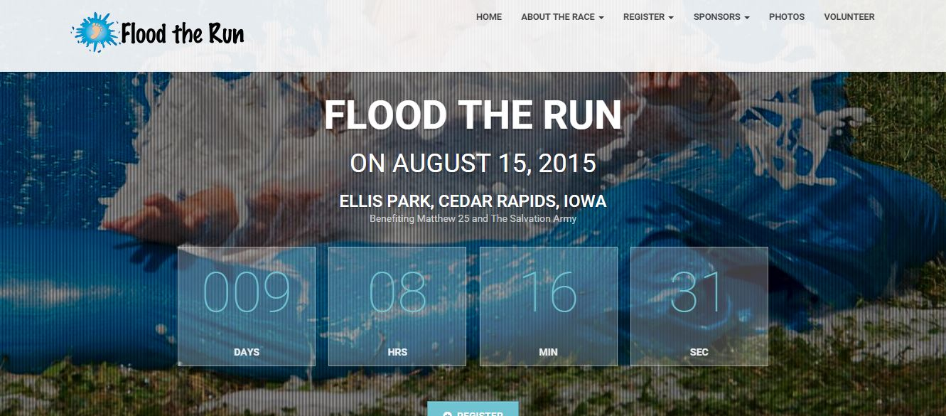 Flood the Run