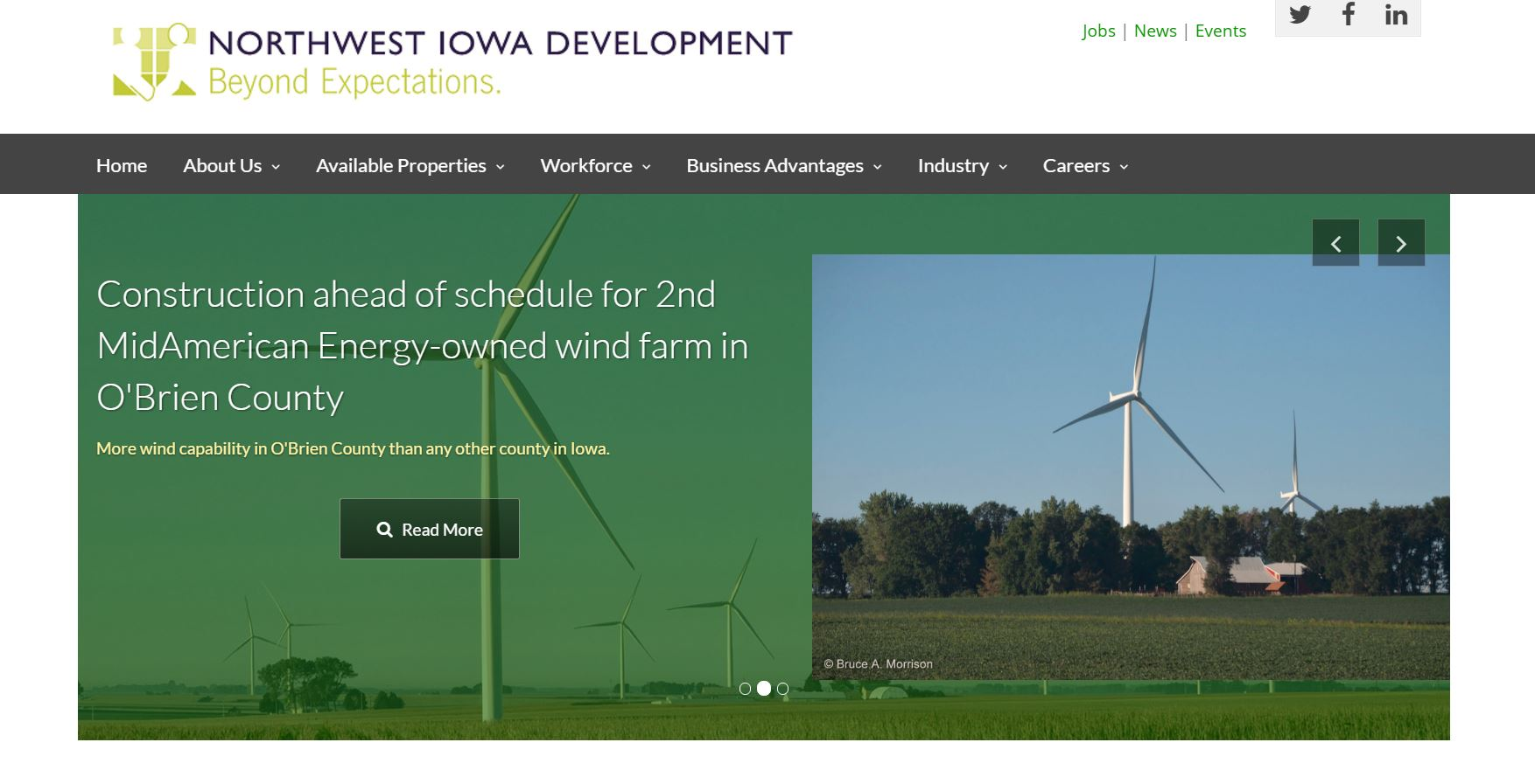 Northwest Iowa Development