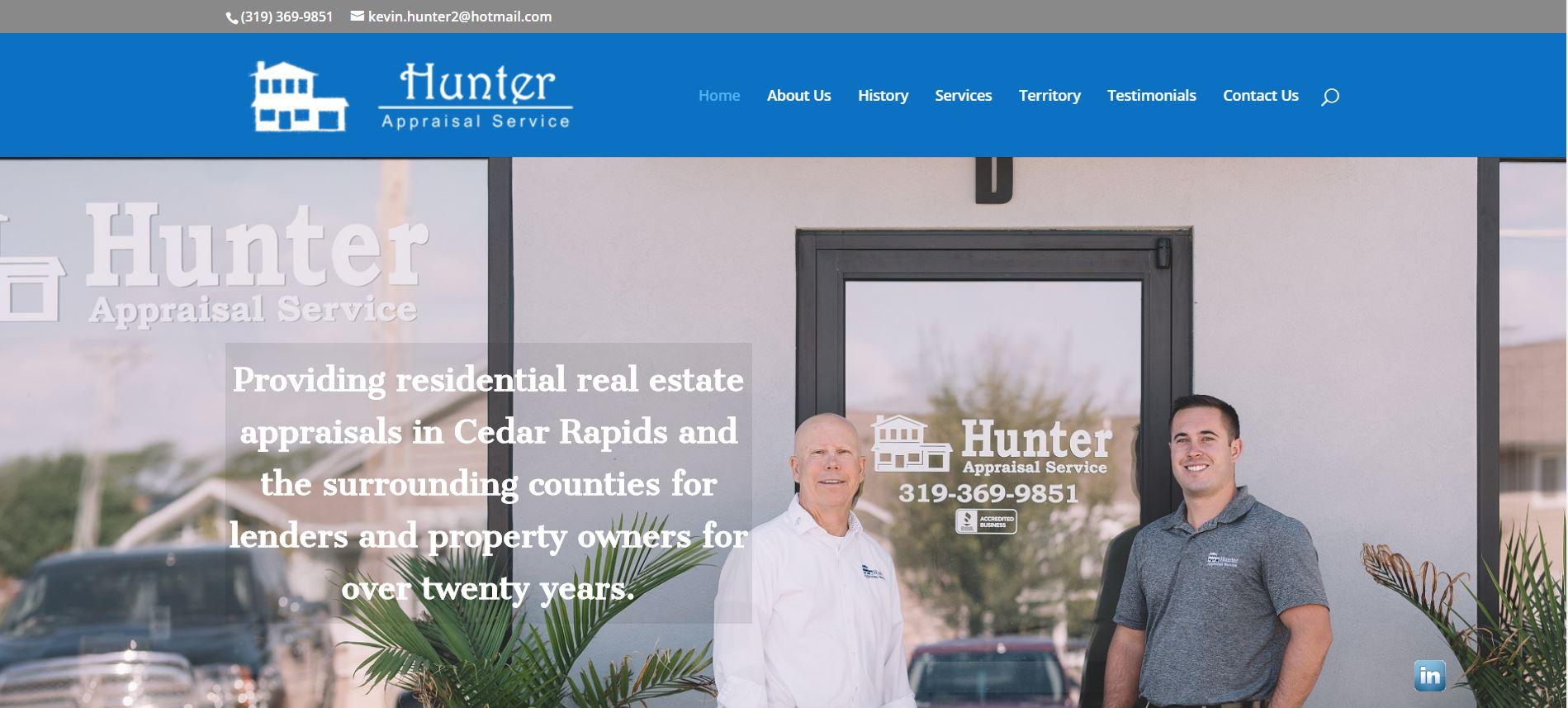 Hunter Appraisal Service